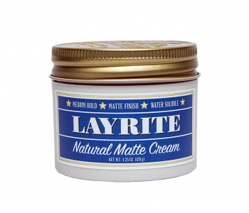 Layrite Natural Matte Pomade L