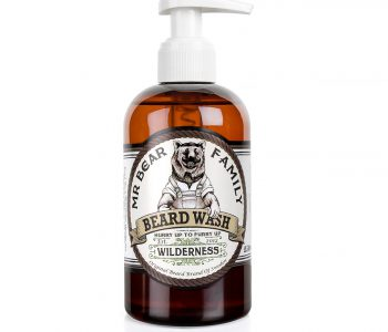 Mr. Bear Beard Wash CITRUS
